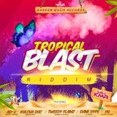 Tropical Blast Riddim de Various Artists