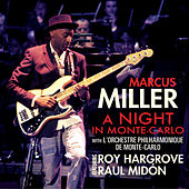 A Night In Monte Carlo de Marcus Miller