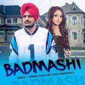 Badmashi by Sidhu Moose Wala