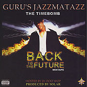 Back To The Future Mix Tape de Guru