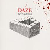 Daze von Say Anything