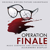 Operation Finale (Original Motion Picture Soundtrack) de Alexandre Desplat