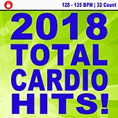 2018 Total Cardio Hits! (128-135 Bpm 32 Count Workout) [Powerful Motivated Music for Your High Intensity Interval Training] [Unmixed Workout Music Ideal for Gym, Jogging, Running, Cycling, Cardio and Fitness] de EDM Workout DJ Team
