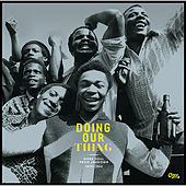 Doing Our Thing - More Soul from Jamdown 1970-1982 by Various Artists