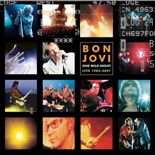 One Wild Night 2001 de Bon Jovi