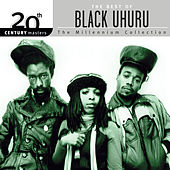20th Century Masters: The Millennium Collection: The Best Of Black Uhuru (Reissue) by Black Uhuru