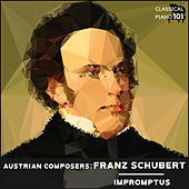 Austrian Composers: Franz Schubert Impromptus by Classical Piano 101