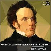 Austrian Composers: Franz Schubert Impromptus de Classical Piano 101