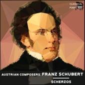 Austrian Composers: Franz Schubert Scherzos by Classical Piano 101