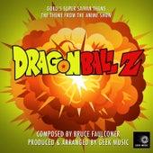 Dragon Ball Z - Goku's Super Saiyan Theme by Geek Music