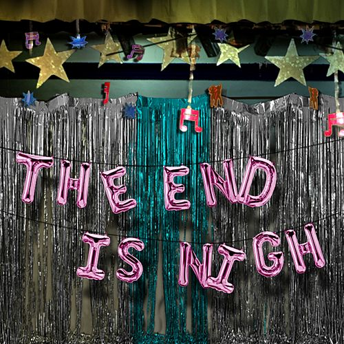 The End Is Nigh by Orbital