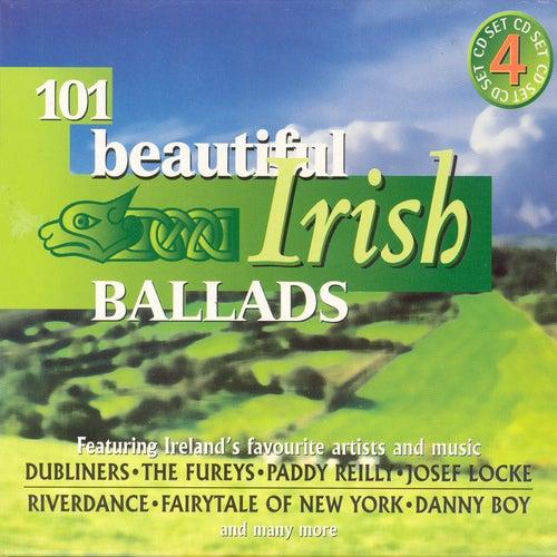 101 Beautiful Irish Ballads by Various Artists