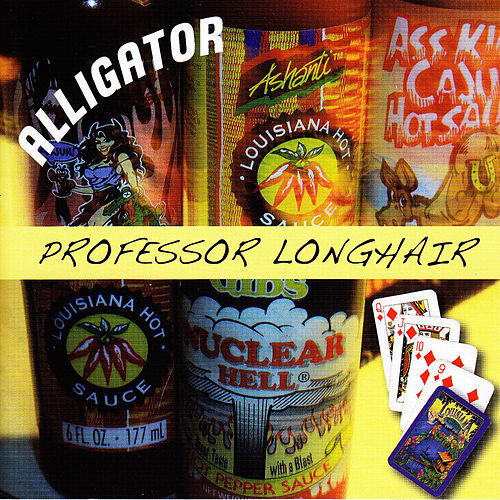 Alligator by Professor Longhair