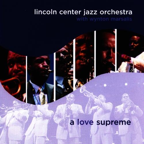 9bae7ec7fda9 A Love Supreme (EP) by Lincoln Center Jazz Orchestra