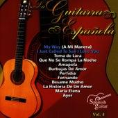 Spanish Guitar, Guitarra Española 4 by Guitarra Flamenca: Domi de Ángeles