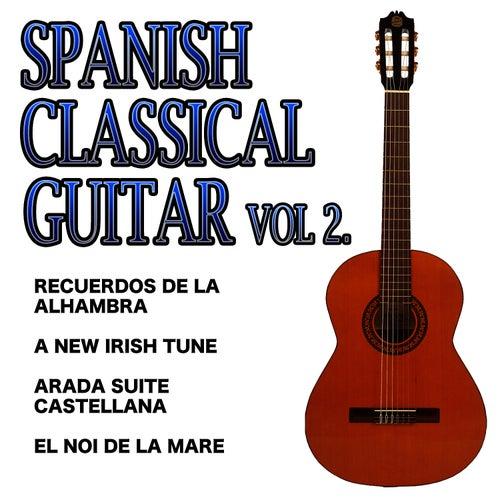 Spanish Classical Guitar Vol.2 by Andres Segovia