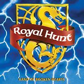 Land of Broken Hearts de Royal Hunt