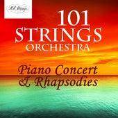 Piano Concert & Rhapsodies de 101 Strings Orchestra