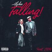 Falling von Alpha