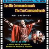 50 Unforgettable Soundtracks, Vol. 36/50 von Elmer Bernstein