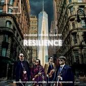 Resilience: String Quartets by Prokofiev, Janáček, Golijov and Mendelssohn by Calidore String Quartet