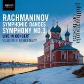 Rachmaninov: Symphonic Dances, Symphony No. 3 de Philharmonia Orchestra