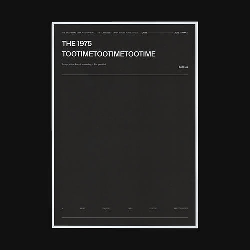Tootimetootimetootime de The 1975