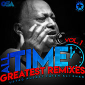 All Time Greatest Remixes, Vol. 1 de Nusrat Fateh Ali Khan