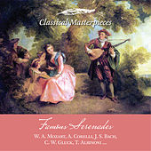 Famous Serenades: W.A. Mozart, A. Corelli, J.S. Bach, C.W. Gluck, T. Albinoni (Classical Masterpieces) by Various Artists