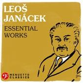 Leoš Janáček: Essential Works de Various Artists