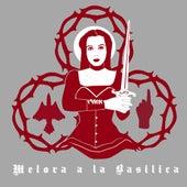 Melora a la Basilica by Melora Creager