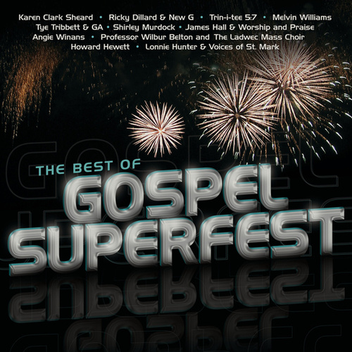 The Best Of Gospel Superfest by Various Artists