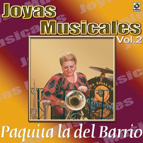 Exitos Con Banda Vol.2 by Paquita La Del Barrio
