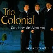Música de Ecuador: Canciones del Alma Mía de Trio Colonial (Ecuador)