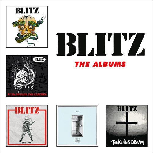 The Albums by Blitz