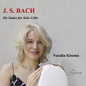 Bach: 6 Suites for Solo Cello by Natalia Khoma