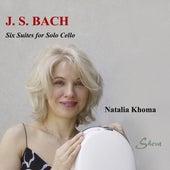 Bach: 6 Suites for Solo Cello de Natalia Khoma