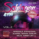 Schlager 4 you - 2018 di Various Artists