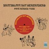 Prvé Rendez-Vous by The Bratislava Hot Serenaders