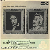 Mozart: Piano Concerto No. 24 / Beethoven: Piano Concerto No. 4 / Schumann: Waldszenen de Various Artists