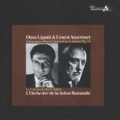 Schumann: Piano Concerto / Tchaikovsky: Piano Concerto No. 2 di Dinu Lipatti