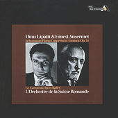 Schumann: Piano Concerto / Tchaikovsky: Piano Concerto No. 2 de Dinu Lipatti