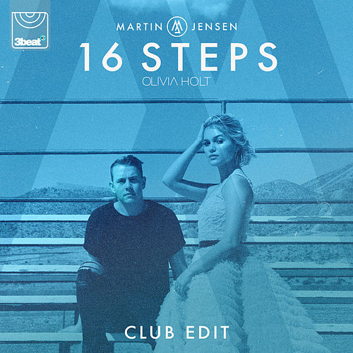 16 Steps (Club Edit) by Martin Jensen