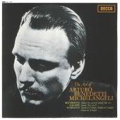 The Art of Arturo Benedetti Michelangeli - Beethoven: Piano Sonata No. 32 / Galuppi: Sonata No. 5 / Scarlatti: Sonatas, K 11, 159 & 322 de Arturo Benedetti Michelangeli