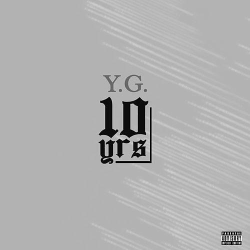 10 Years by YG