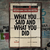What You Said And What You Did by Melbourne Ska Orchestra