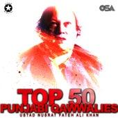 Top 50 Punjabi Qawwalies by Nusrat Fateh Ali Khan
