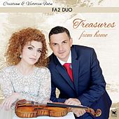Treasures from Home by Fa2 Duo