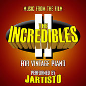 The Incredibles II (Music from the Film for Vintage Piano) de Jartisto