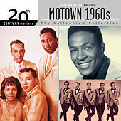 20th Century Masters - The Millennium Collection: Best Of Motown 1960s, Vol. 1 by Various Artists